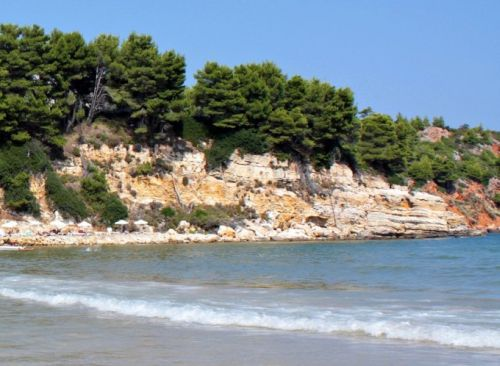 Alonissos moře