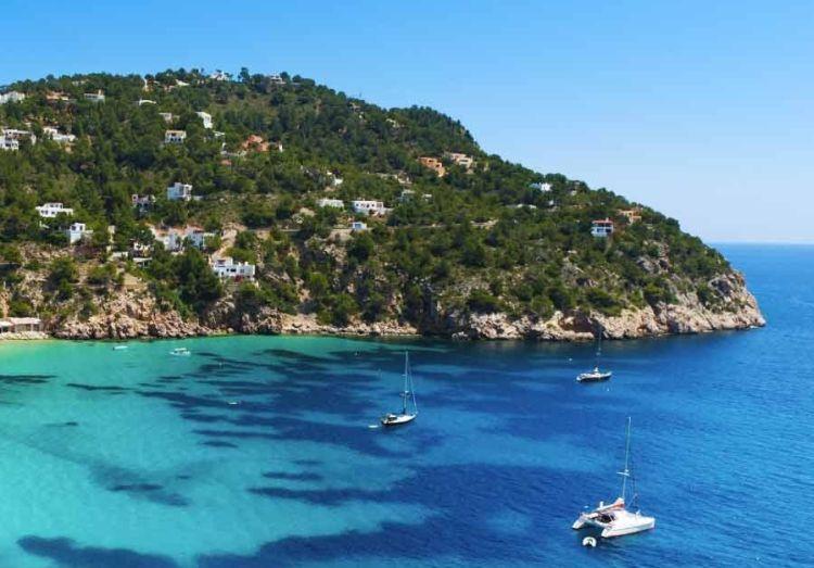 Ostrov Ibiza, Baleáry